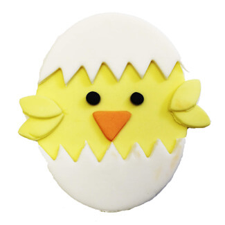 Easter Cupcake Decoration